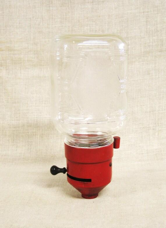 gumball machine glass