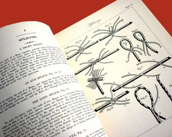 Lever's Young Sea Officers Sheet Anchor - 1955 Reprint of 1819 Book Key to the Leading of Rigging and to Practical Seamanship - Sailing