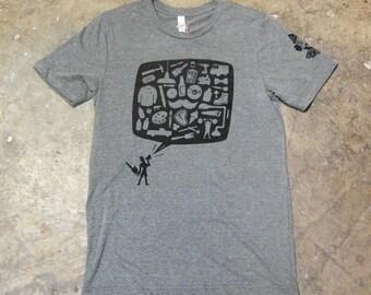 Mancraftival T-Shirt SALE - Screenprint Tee