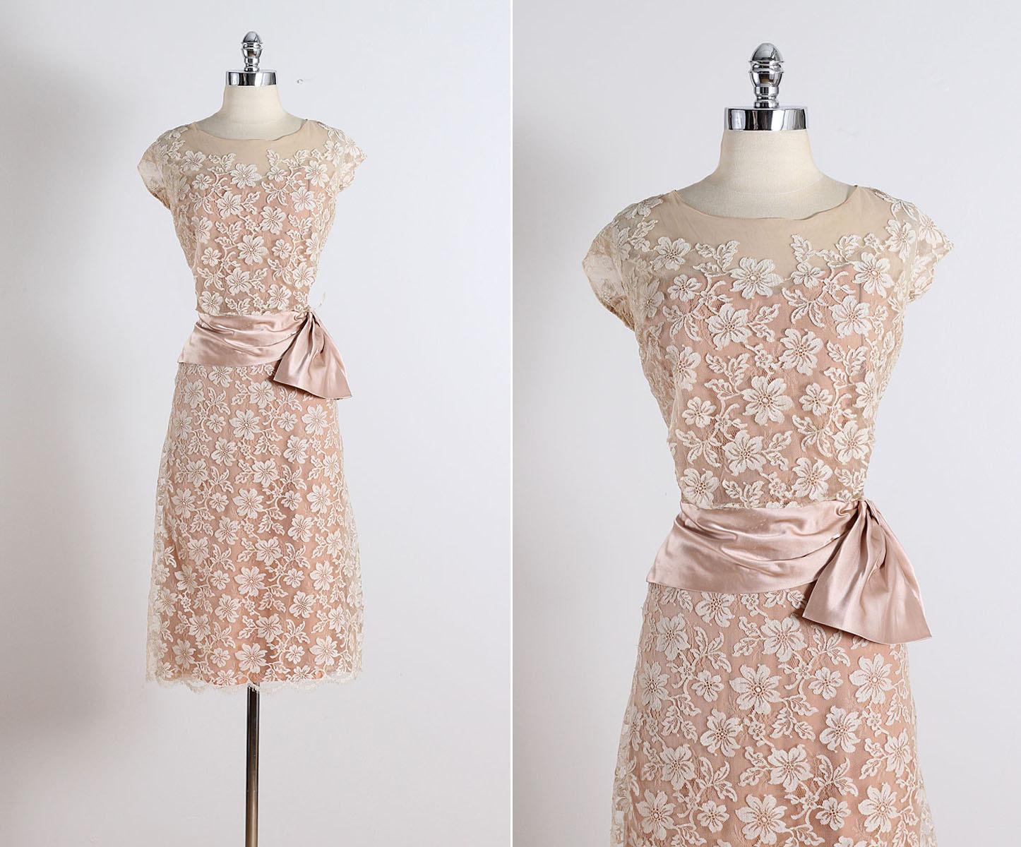 peggy hunt vintage 1950s dress vintage cocktail dress
