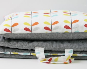 Nap Mat - Toddler Nap-Mat - Preschool Nap-Mat - Kids Nap-Mat - Daycare Nap-Mat - Cotton Nap-Mat - Nap mat for girls - Children nap-mat