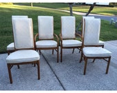 6 DREXEL Heritage Dining Chairs Consensus