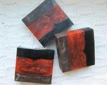 Nag Champa Glycerin, and Coconut Oil Soap