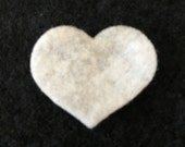 Felt Mini Hearts for Wax Dipping. DIY Kits for Independent Consultants Parties-Hair Accessories Decorations-Costume Embellishments