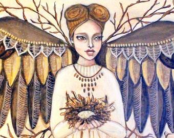 Birdgirl Offering