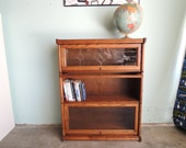 Reserve-Angela-MID CENTURY MODERN Lawyer's Bookcase (Los Angeles)