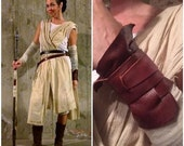 Rey Inspired Leather Cuff