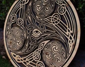 Celtic Eye Knot