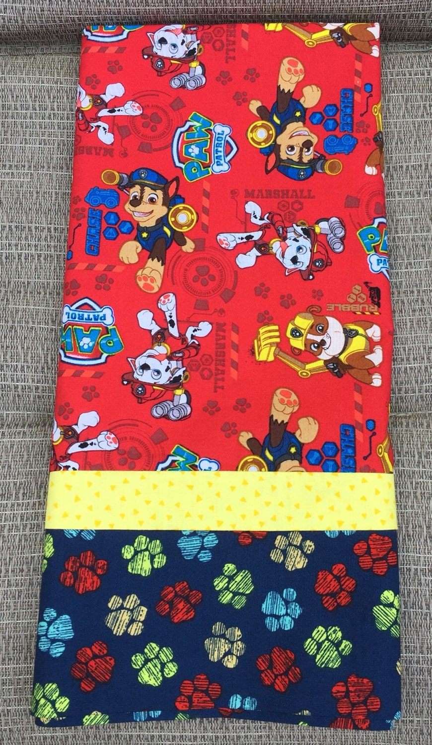 It's just a picture of Dashing Paw Patrol Borders