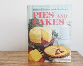 Vintage Pies and Cakes Cook Book 1966 Better Homes and Gardens