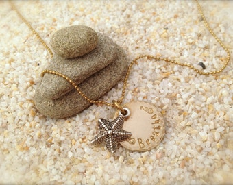Starfish Breathe Necklace