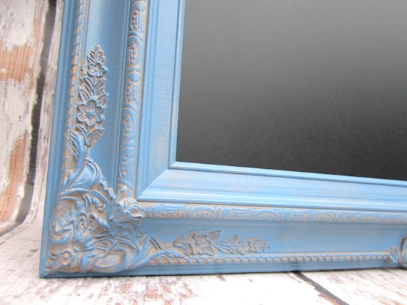 Large Chalkboards For Sale 44x32 French Blue