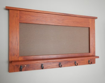 Free Shipping Solid Cherry Wood 37x21x4 deep