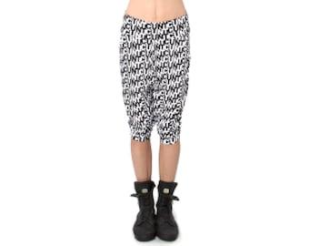 C*nt Low Crotch Shorts - Baggy Shorts - Drop Crotch Shorts - Sweatpants - Low Crotch Shorts - Mature