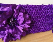 Long Purse / Satin Clutch / Evening Clutch / Evening Handbag / Bridesmaid Clutch - Completely Handmade - Made to Order