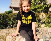 Wu-Tang Toddler Shirt or One Piece.  ON SALE!