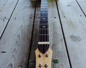Cigar Box Guitar - 4 String