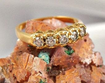 14K Yellow Gold Wedding Band Ring