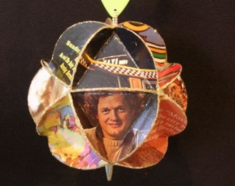 Harry Chapin Album Cover Ornament Made Of Recycled Record Jackets