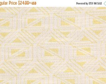 FALL SALE Nate Berkus Birnbeck Citrine triangle geometric abstract designer decorative pillow cover