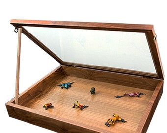 Portable Countertop Display Case