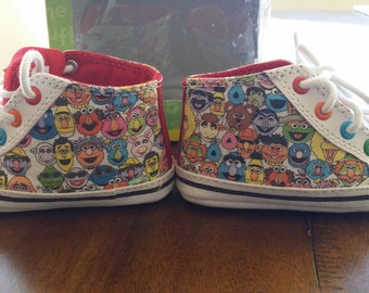 Sesame Street baby shoes Size 3