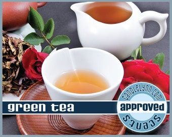 GREEN TEA Fragrance Oil, 1 oz