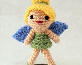 Tinkerbell Amigurumi