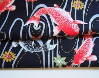 Japanese Fabric - fat quarter
