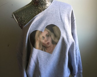 Sarah Sanderson Hocus Pocus Off The Shoulder Sweatshirt