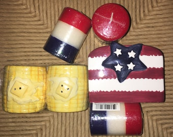 4th of July Picnic and Party Set