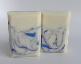 Lavender Soap    lavender cedarwood  fancy soap   pretty soap  Artisan soap