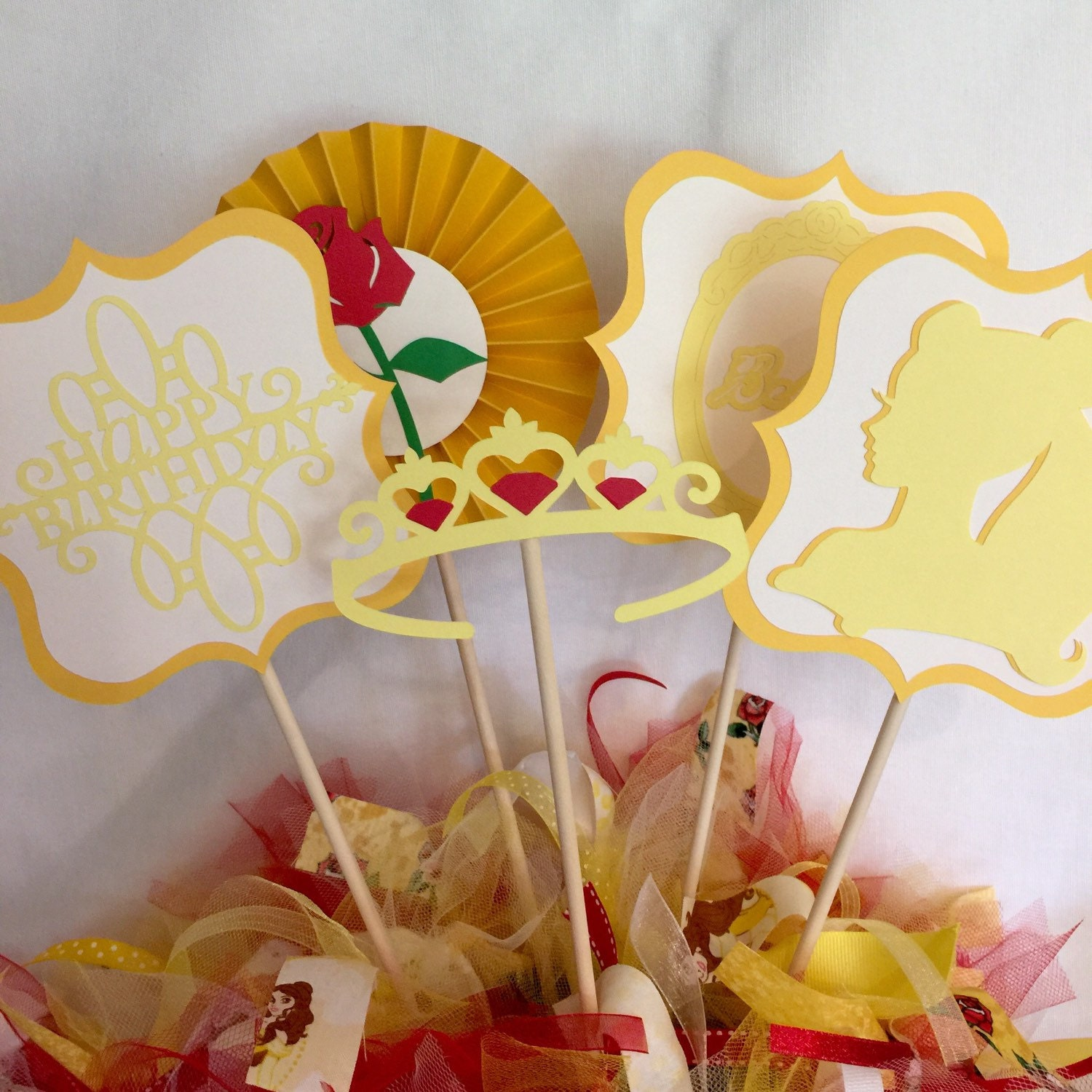 Beauty And The Beast Decor Beauty And The Beast By