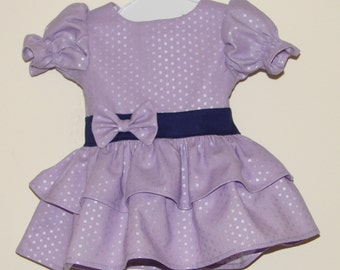 18 Inch Doll Dress, Doll Clothes, American Girl Doll Clothes, AG Doll Clothes