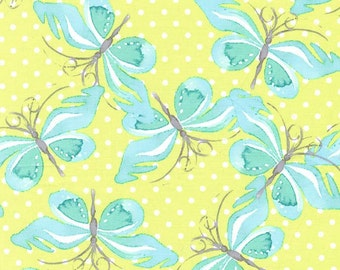 Michael Miller Nature Walk Daydream Sprout fabric - 1 yard