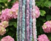 Pastel Dreams SE x14 Crochet Synthetic Dreads - pink purple blue white