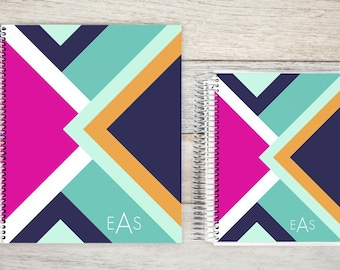 Monthly Planner | 24 Month Planner | Personalized Monthly Planner | 2 Year Planner | Monthly Planner Organizer | lines