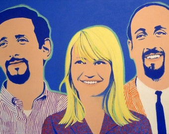 peter paul & mary painting