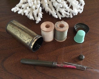 Compact Sewing Kit
