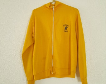 Vintage Kent State Tennis Zip-Up