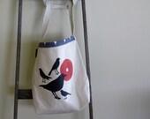 Upcycled Handmade Sling Bag(100% cotton)