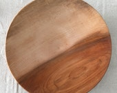 Sustainably Harvested Black Maple Bowl
