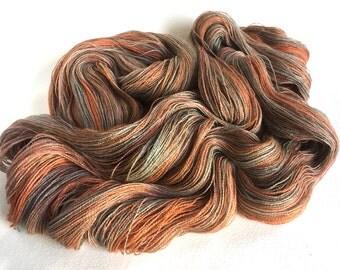 Isadora. Alpaca Lace Yarn. Awakening Earth.