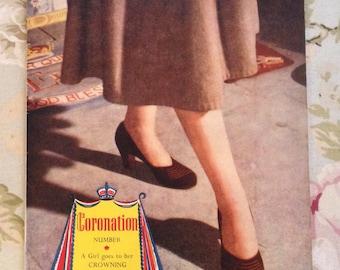 1953 British Women's Magazine
