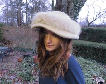 Merri Soie Fur Hat