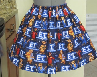 ET Sexy Twirly Skirt - Sizes X-Small - Large