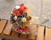 Origami Flower Centerpiece Bouquet