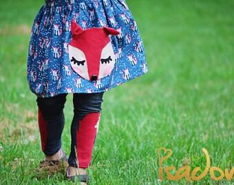 Foxy twirly skirt