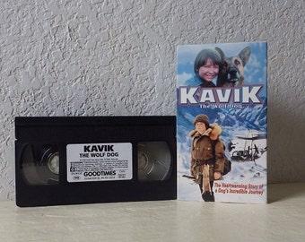 VHS Movie, KAVIK,  1994