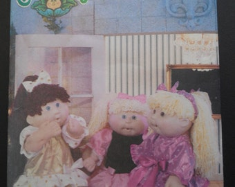 Butterick  5200 Cabbage patch clothes